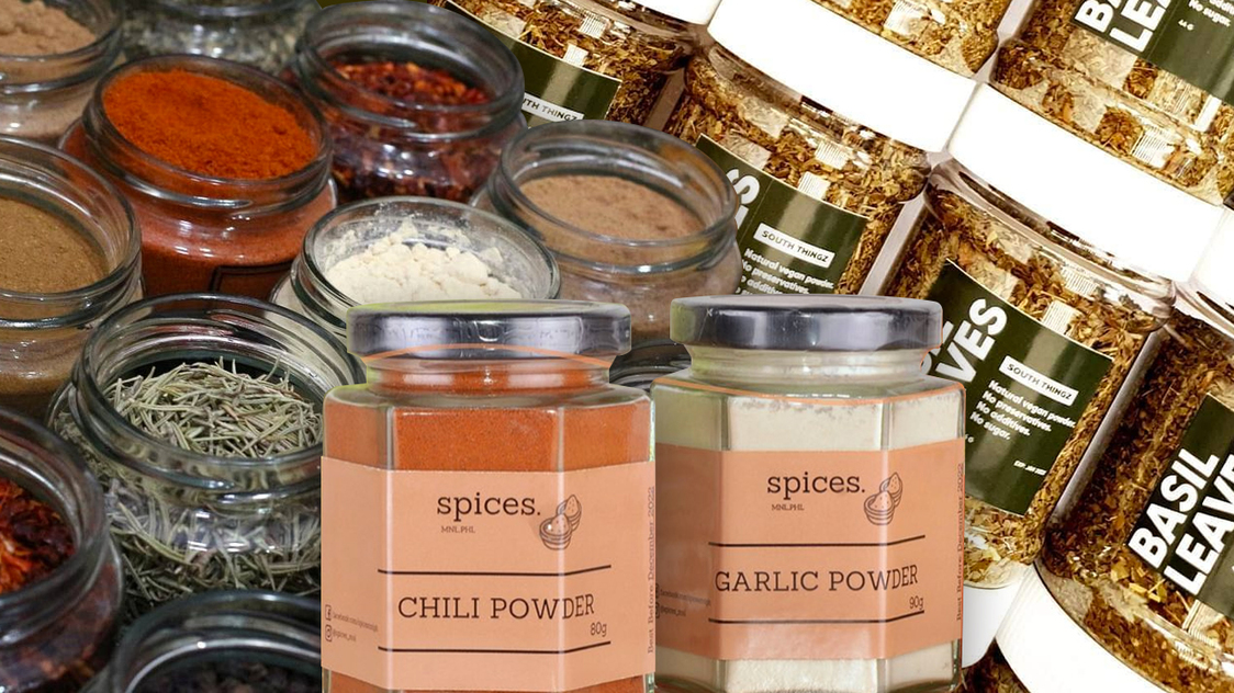 LIST: Where to get spices, herbs for delivery - Rappler