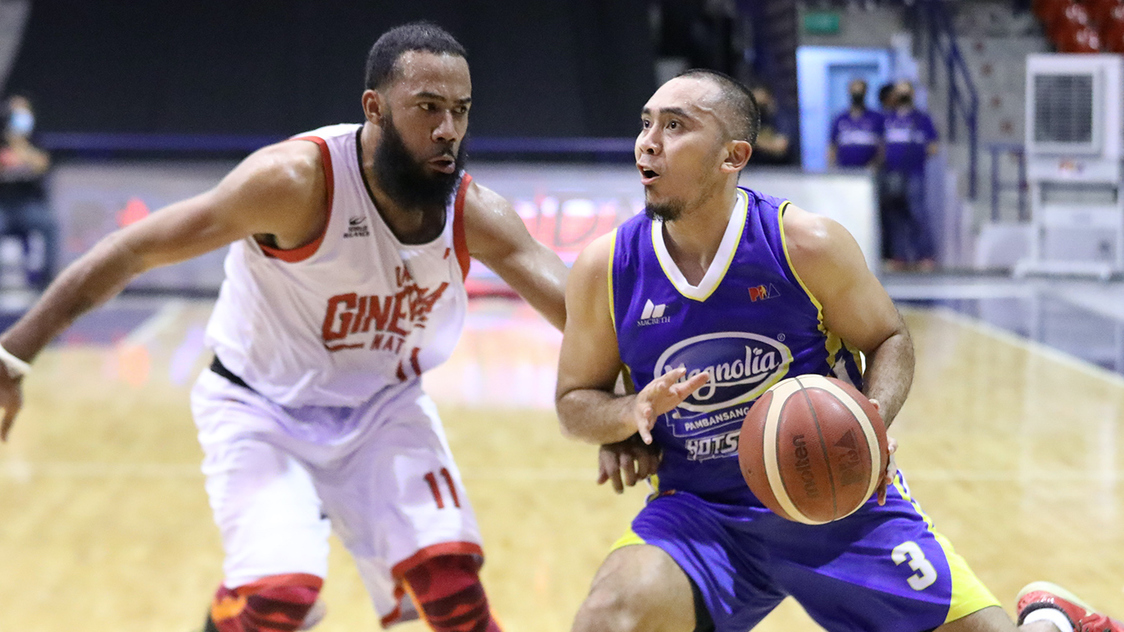 Lee powers Magnolia past Ginebra to stay undefeated in PH Cup - Rappler