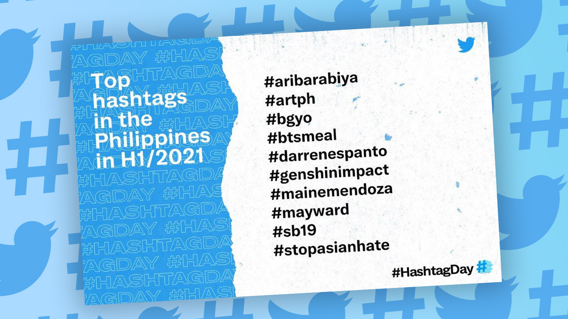 <b>Twitter's</b> top PH hashtags for the first half of 2021 - Rappler thumbnail