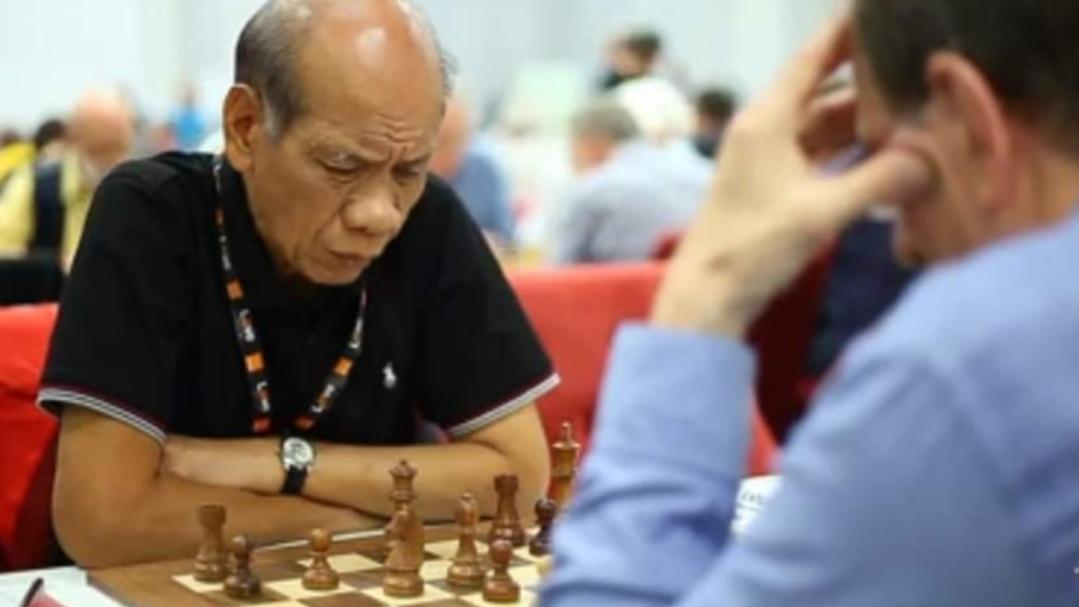 Mindanao chess legend Cesar Caturla dies at 71