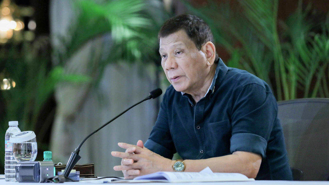 Duterte welcomes Senate's SC challenge of his memo barring Cabinet from probe