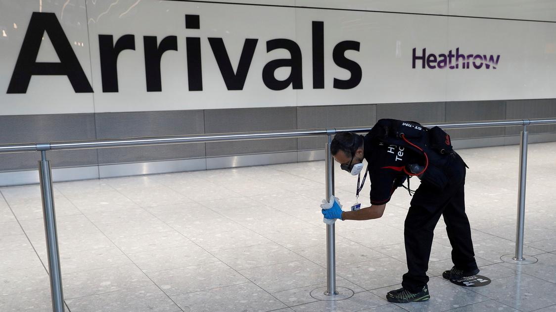 UK aviation regulator caps Heathrow plan to charge higher fees