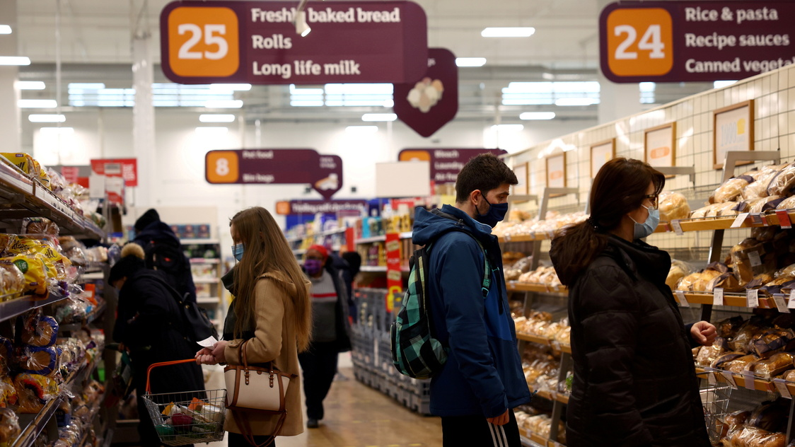 UK inflation dip unlikely to deter Bank of England from rate hike