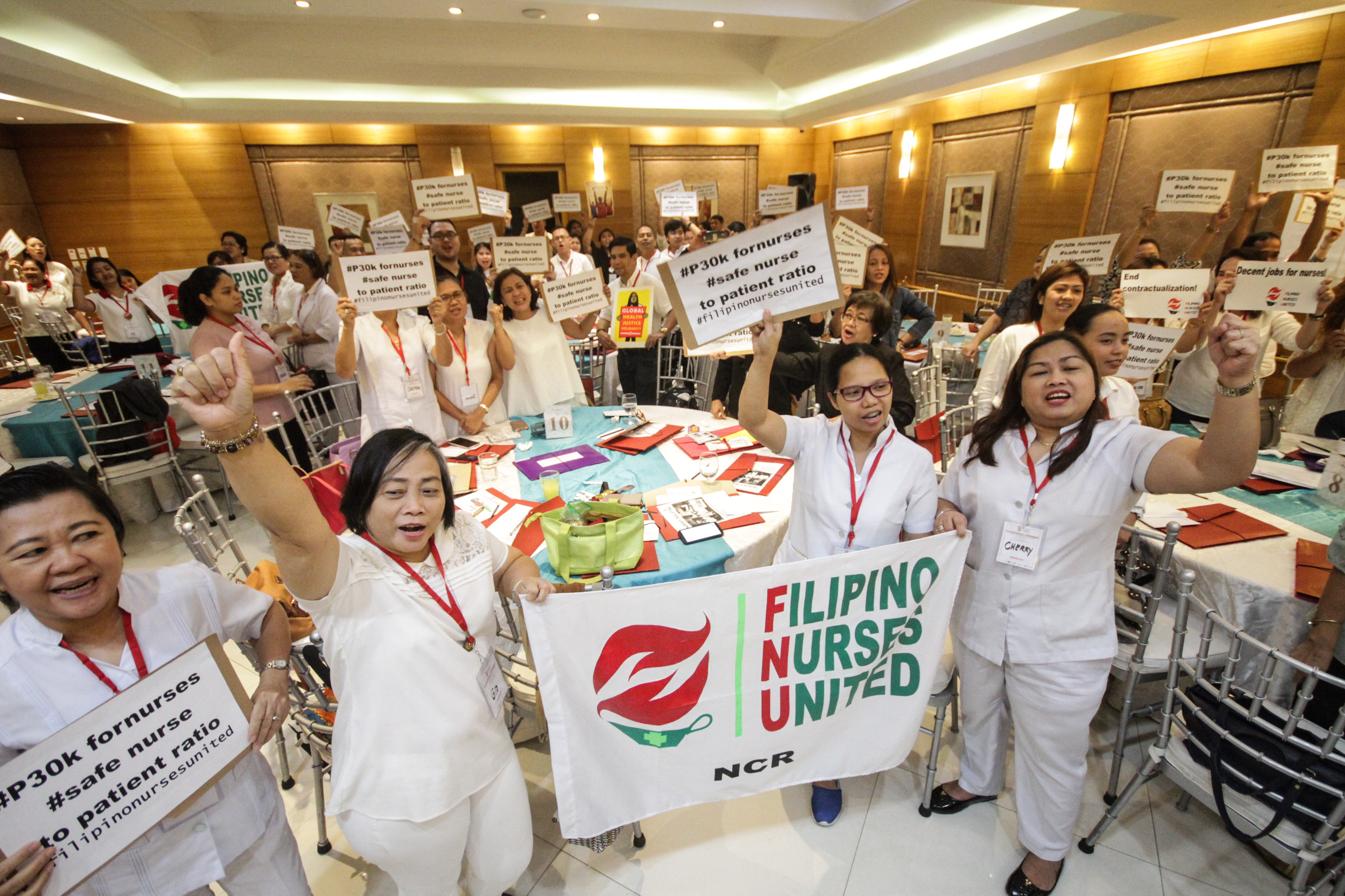Over 10,000 health workers could lose jobs due to DOH budget cut ...