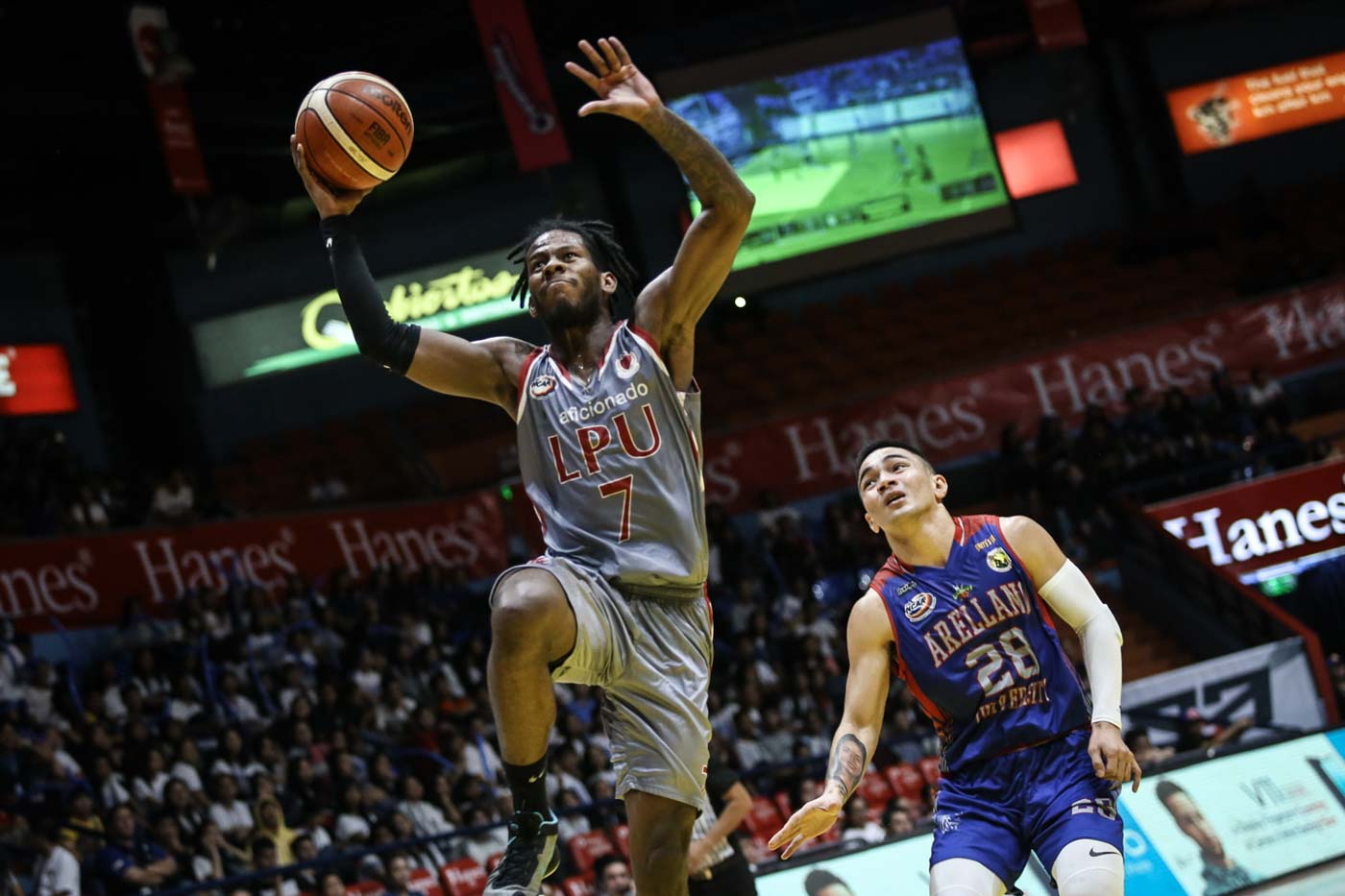 Lyceum inches towards NCAA 94 twice-to-beat advantage