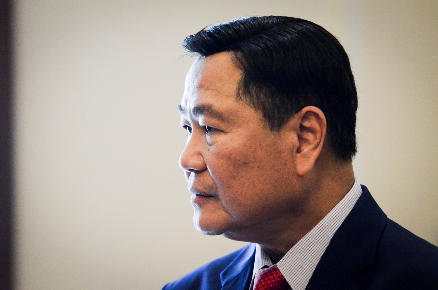 Stop calling it the 'disputed' West Philippine Sea – Carpio