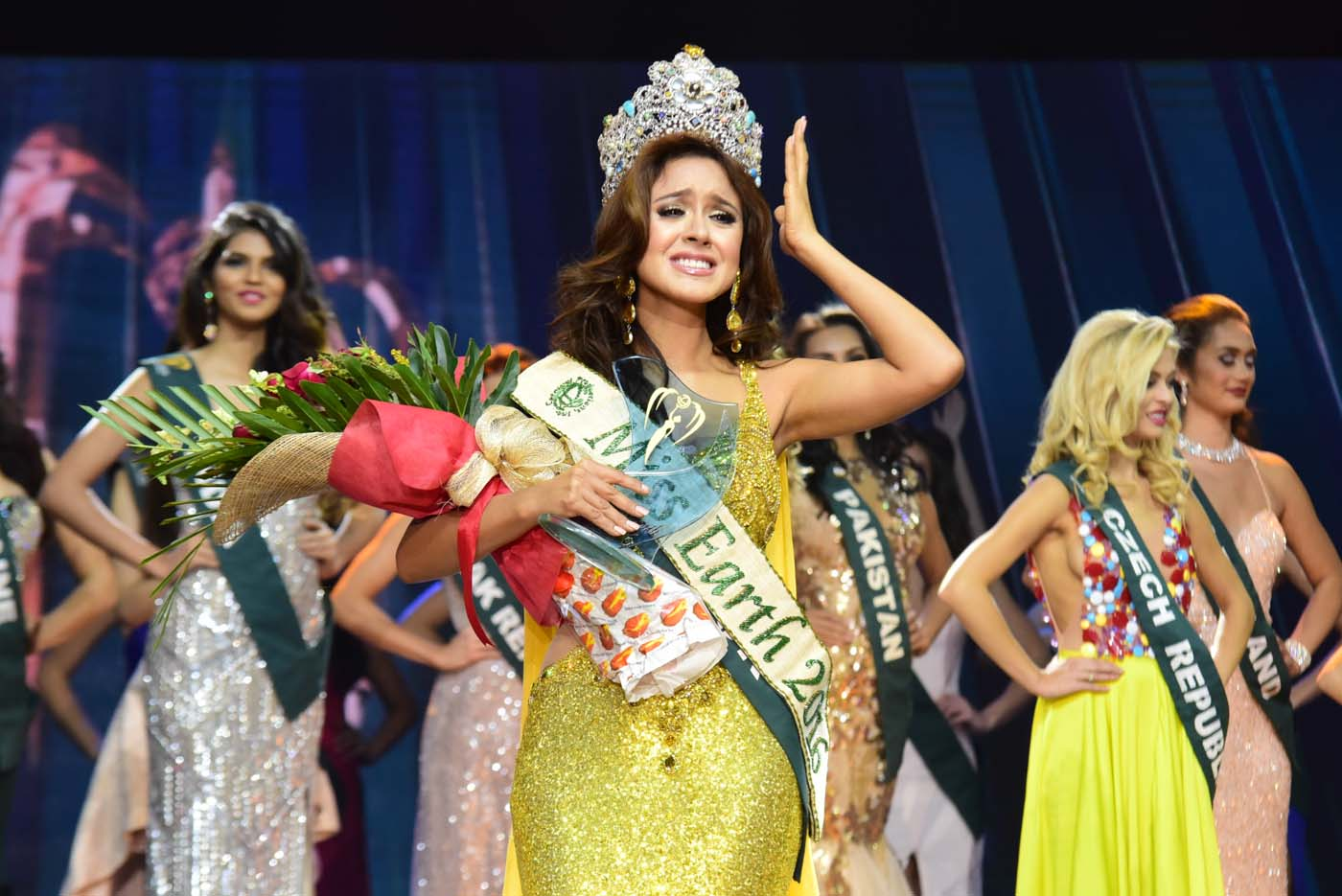 Miss Earth 2016 Katherine Espin of Ecuador - Missosology