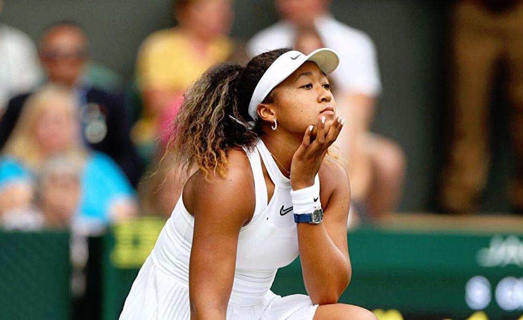 And both have now become. Osaka, Zverev, Tsitsipas crash on Wimbledon 'Black Monday'