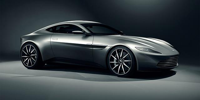 Coming Soon In Ph Aston Martin James Bond S Car