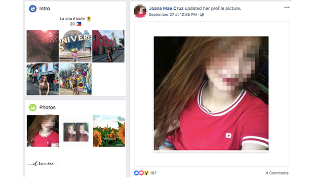 Scammer profile romance facebook How to