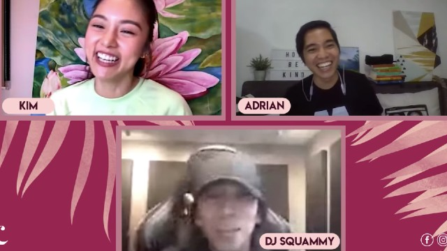 COLLAB. Kim Chiu collabs with a song writer and music producer whose posts about her infamous 'classroom' quote went viral. Screenshot from Kim Chiu's YouTube