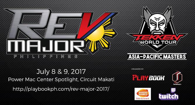 Rev Major Philippines Brings Tekken World Tour To Ph
