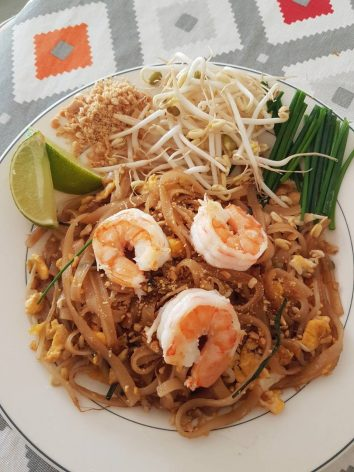 Detours From Home Pad Thai