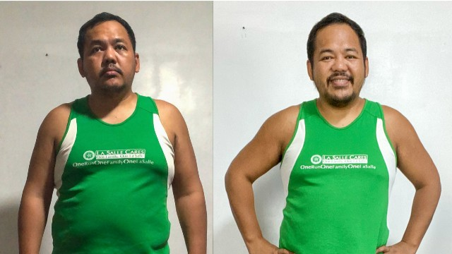 ANTON DIAZ, BEFORE AND AFTER.