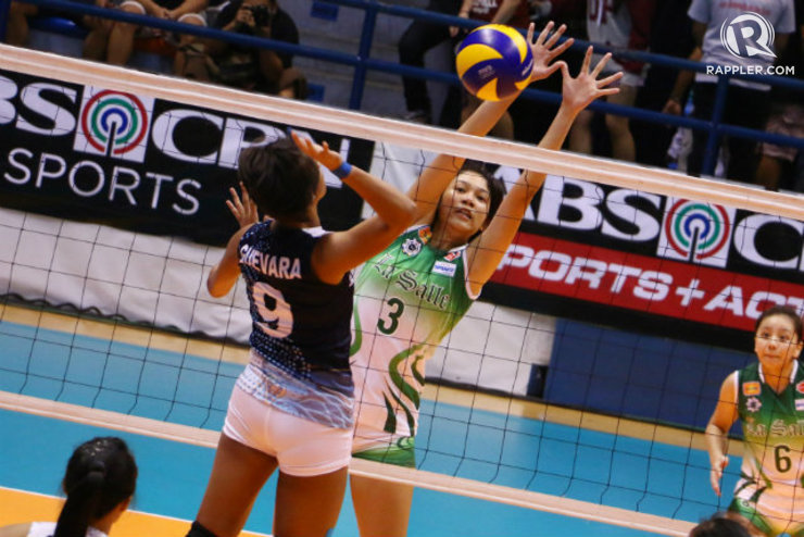 Dlsu S Mika Reyes Everyone S A Threat In The Uaap
