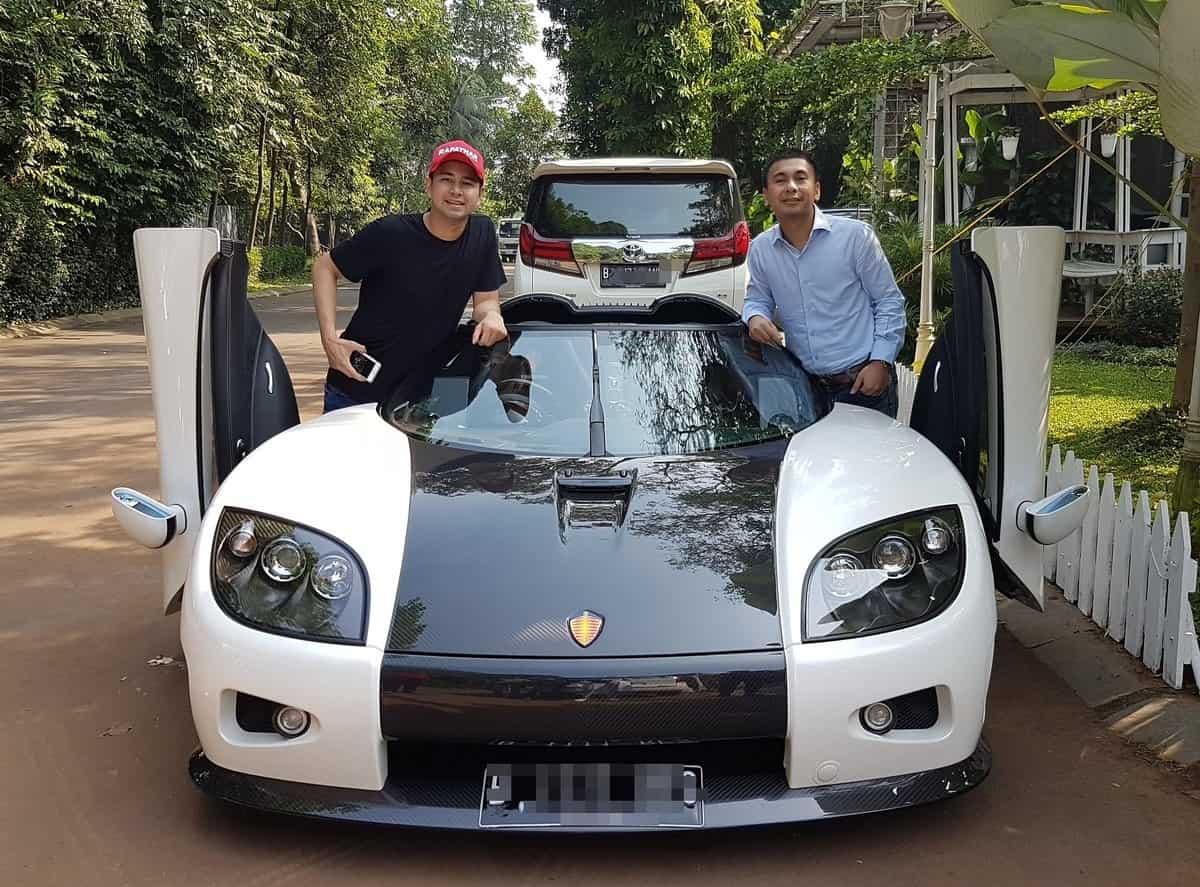 Empat Hal Tentang Koenigsegg Mobil Mewah Di Rumah Raffi Ahmad