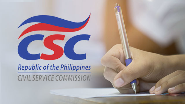 Civil Service Commission Releases Exam Calendar For 2020