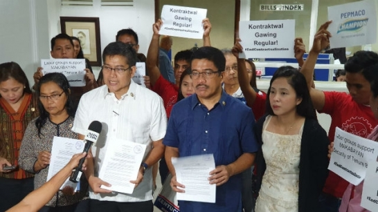 Makabayan bloc on red-tagging probe snub: Senate shouldn't be used to  endanger our lives