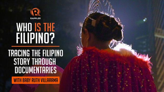 Who is the Filipino? The Filipino story through documentaries
