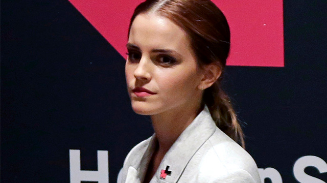 Emma Watson says photos of her were stolen - CNN.com