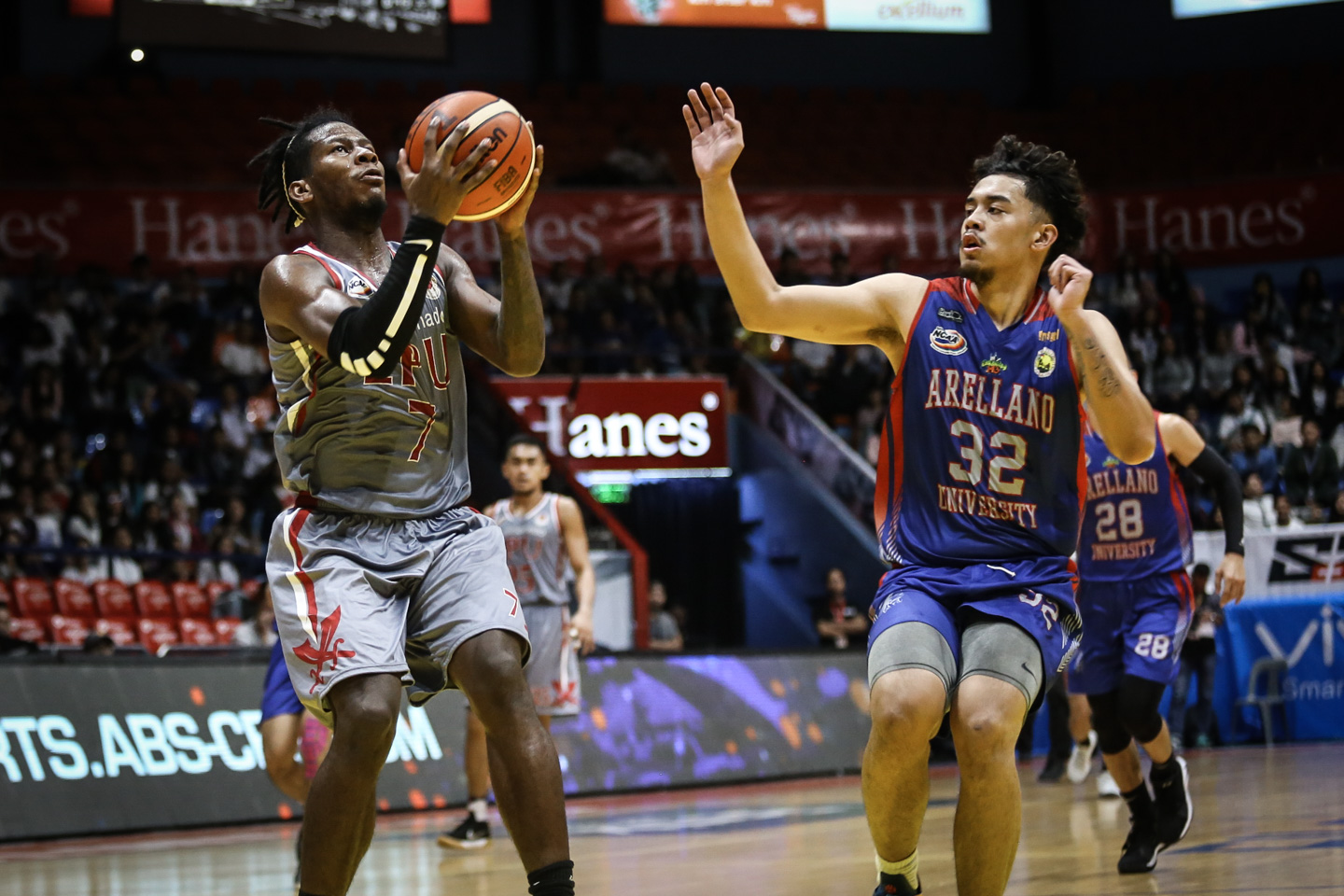 NCAA: Lyceum stretches perfect run to 5