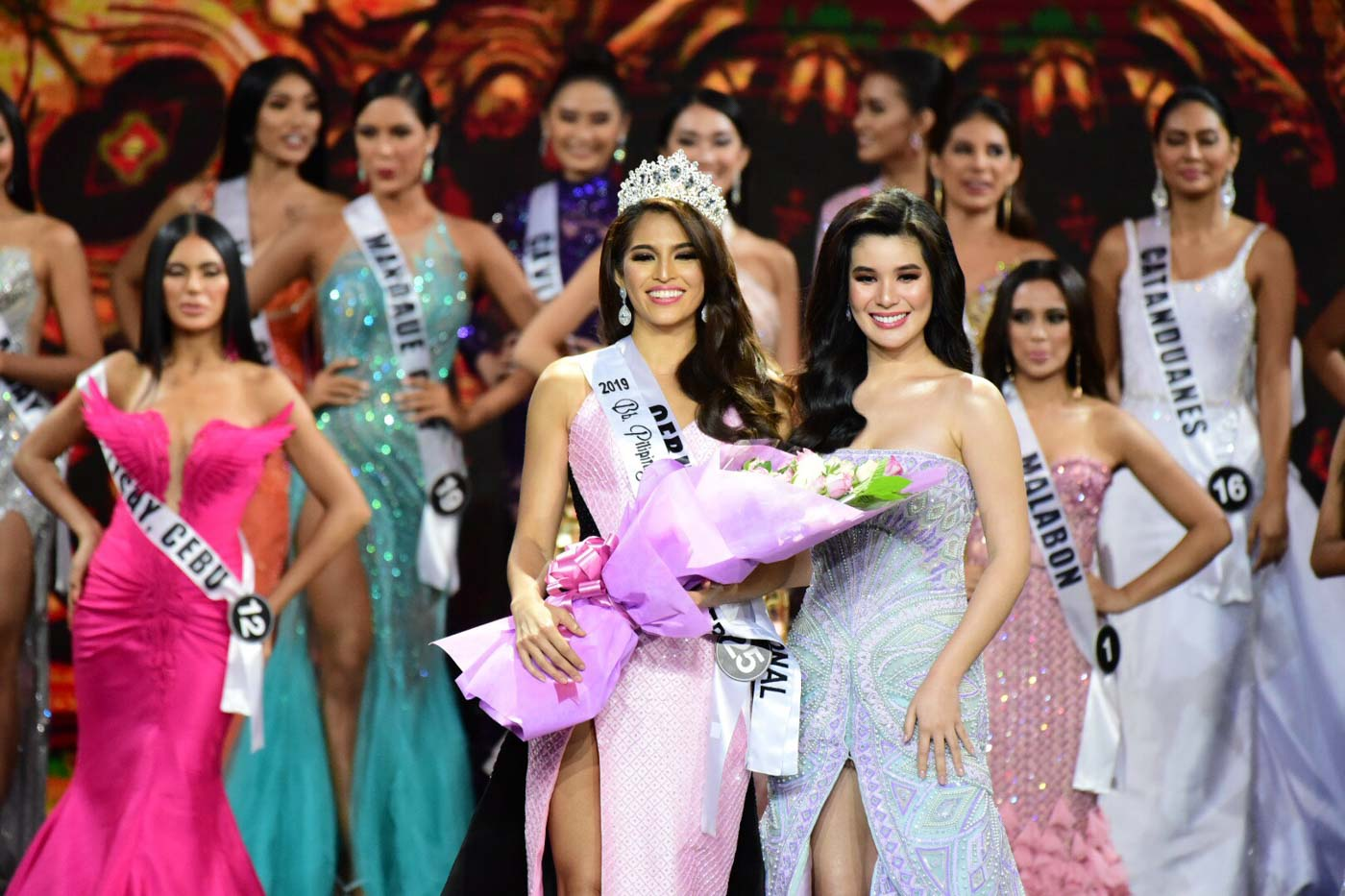 PINOY PAGEANT CENTRAL: Shamcey Supsup wins Bb. Pilipinas