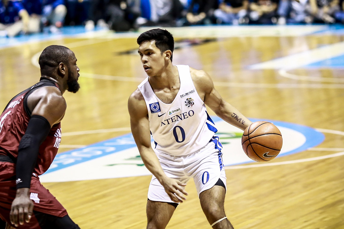 Import Thirdy Ravena Credits Foreign Athletes For Development
