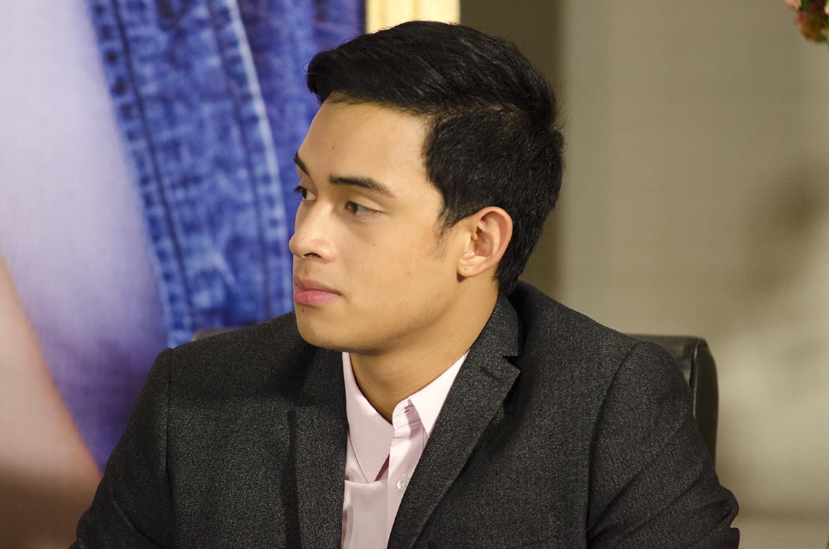 Image result for diego loyzaga interview