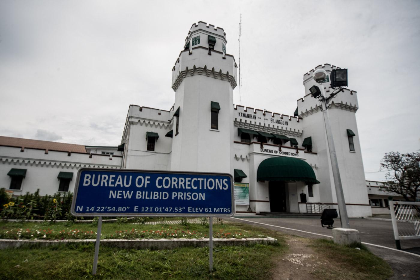 The Prison Of Maximum Liberty In Manila, Philippines In