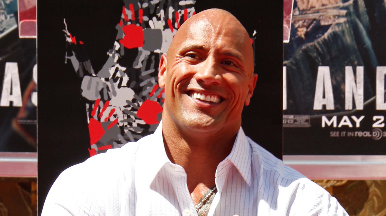 Dwayne The Rock Johnson tops Forbes list of highest
