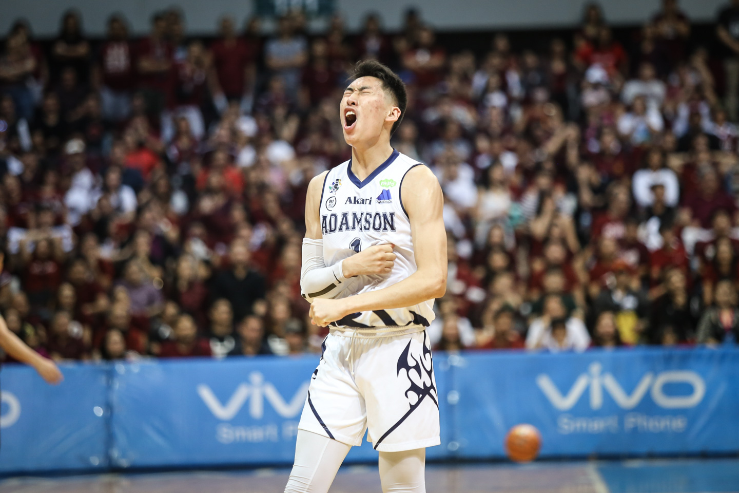 Sean Manganti Adamson Not Giving Up On Finals Dream
