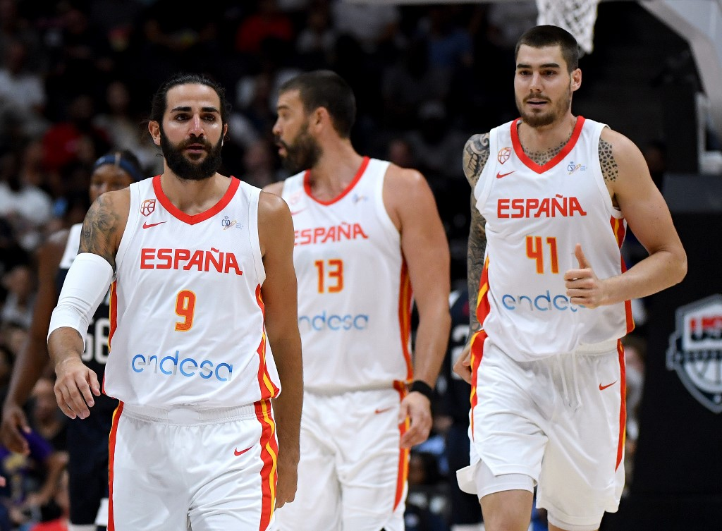 Rubio stars as Spain shrugs off slow start to FIBA World Cup 2019