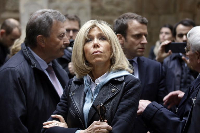 Brigitte Macron From Teacher To Potential First Lady Of France