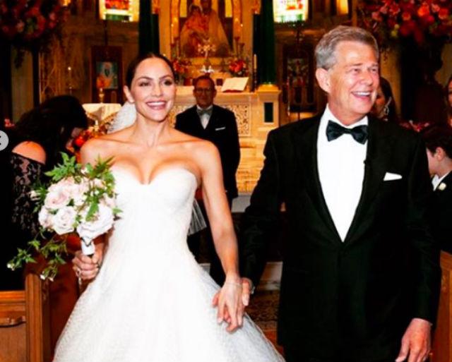 Look David Foster Weds Katharine Mcphee