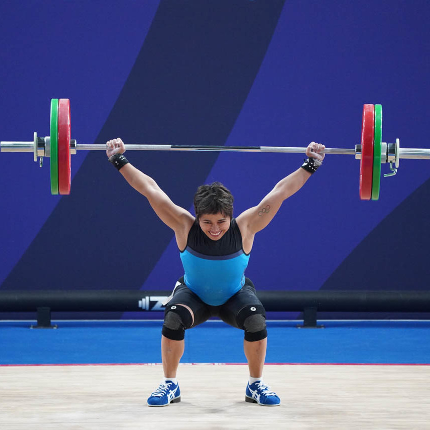 FAST FACTS: Who is weightlifting queen Hidilyn Diaz?