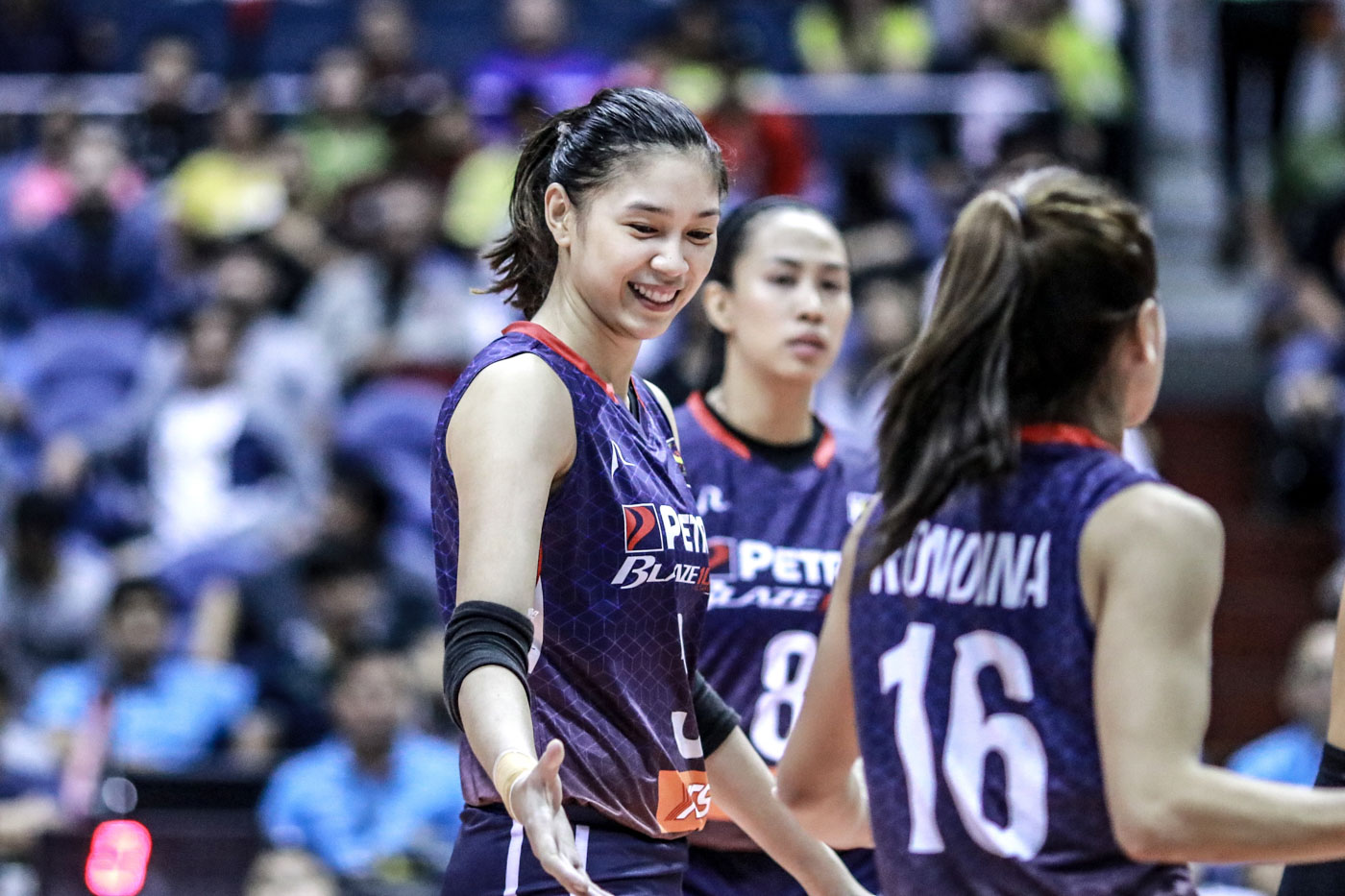 It S A Gamble Mika Reyes Admits Petron Exit A Tough Decision