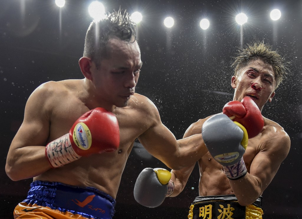 Donaire Falls Short Vs Monster Inoue In Japan