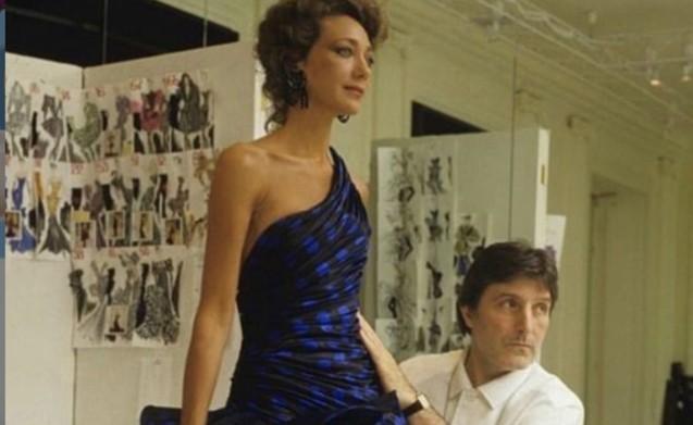 Sensual Obsessive Fashion Designer Emanuel Ungaro Dies
