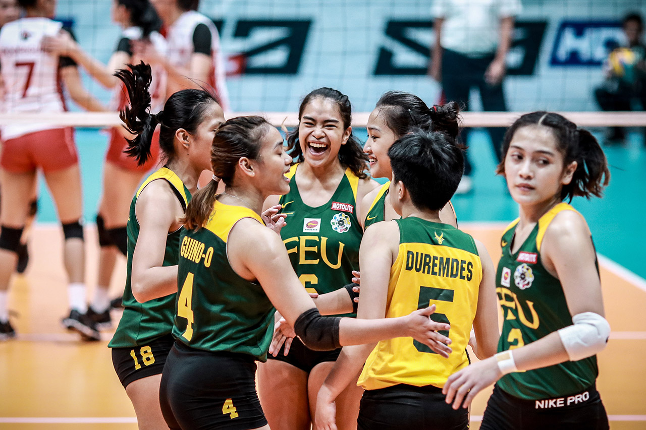 Feu Slips Past Ue For Back To Back Wins