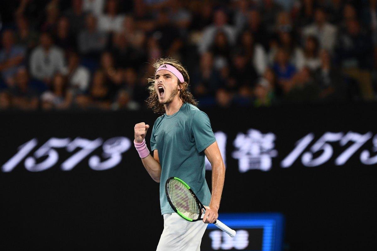 Fast Facts Who Is Tennis Star Stefanos Tsitsipas