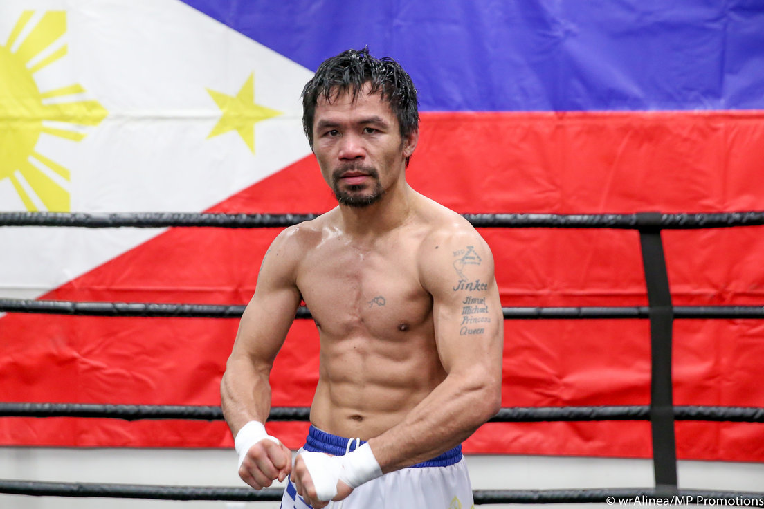 3 fights possible for Pacquiao in 2019