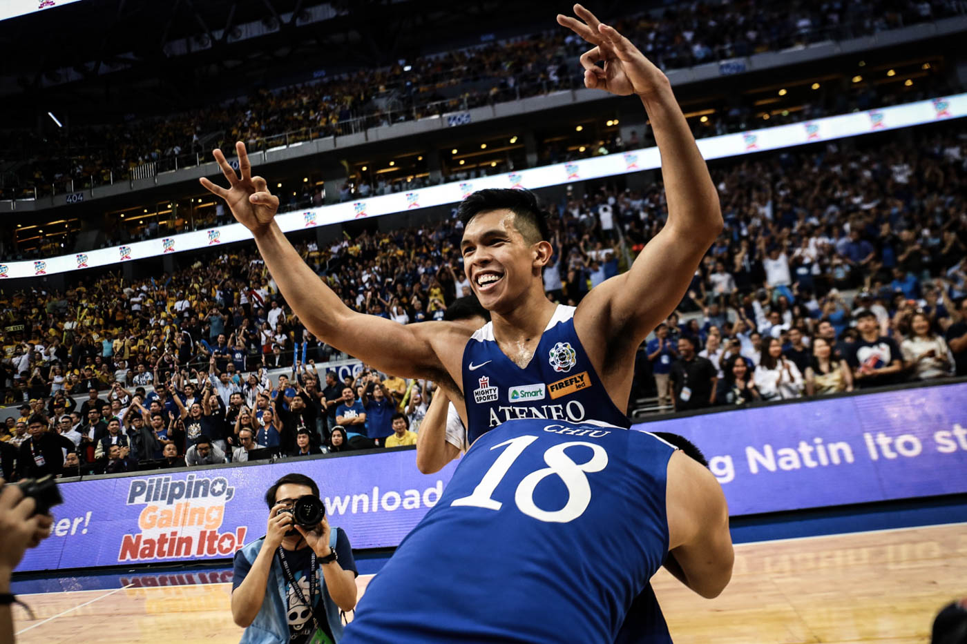 Japan Bound Thirdy Ravena On Blazing New Trail Follow Your Heart