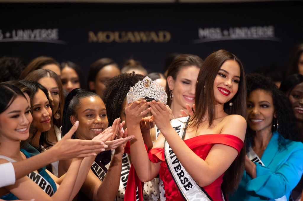 LOOK: New Miss Universe 2019 crown unveiled