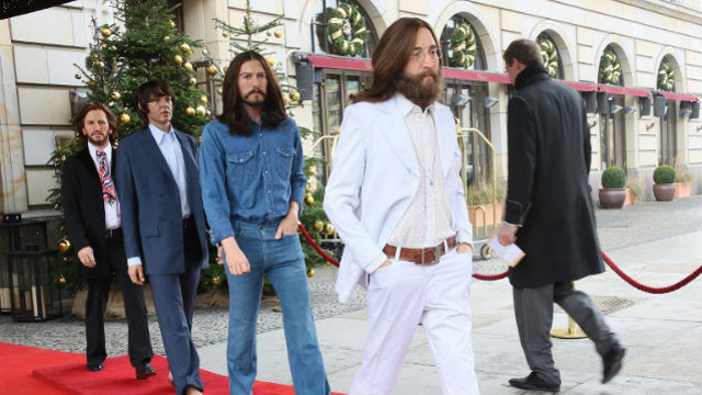 Lennon Terrified By Beatles Auctioned Clip Shows